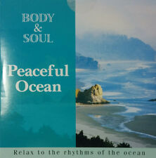 Peaceful Ocean Spa Music CD Relax Massage Water Meditation Waves Sound Sleep Sea
