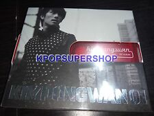 Kim Dong Wan Vol. 1 - Kimdongwan Is  CD New Sealed Shinhwa Rare OOP KIMDONGWAN01
