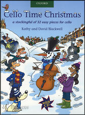 Cello Time Christmas Music Book