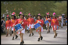 493022 Drum Girls Independence Day Parade Rantepao Indonesia A4 Photo Print