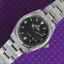Vintage Rolex 5500 Explorer Watch from 1962