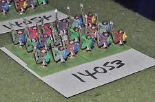 15mm seljuk turkish spearmen 18 figures (14053)