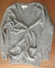 Stella McCartney For Gap Kids Size M(8) Girls Grey Cardigan