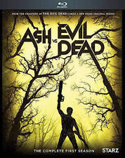 New Sealed Ash vs Evil Dead - The Complete First Season Blu-ray Disc 1