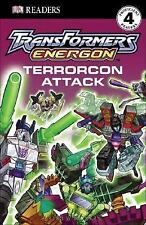 Terrorcon Attack (DK READERS) Donkin, Andrew Paperback