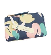 Busy B Mini Coin Purse With Zip Up Pockets & Key Loop Comes With Gift Box