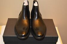 Kenneth Cole New York Black Leather Ankle Boots Size 8.5