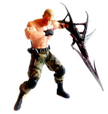 "Resident Evil 4 KRAUSER 6""  game figure by Neca, zombies, dead (not boxed)"