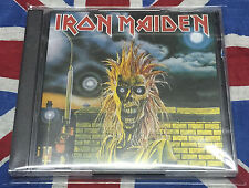 IRON MAIDEN 2 CD Original Album + Plus Bonus Limited Edition Picture COPER666