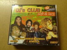 2 CD BOX / DJ'S CLUB: SOFT & LAZY (BARRY WHITE, JAMES BROWN, KOOL & THE GANG)