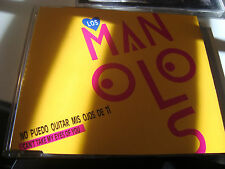 RAR SINGLE CD. LOS MANOLOS. CAN'T TAKE MY EYES OF YOU. 1 TRACK