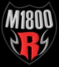 Suzuki Intruder M1800R logo Aufnäher iron-on patch