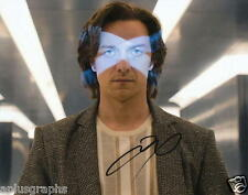 JAMES McAVOY.. X-Men Apocalypse - SIGNED