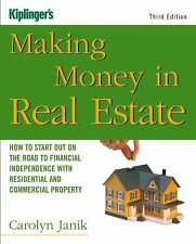 Making Money in Real Estate: How to Start Out on the Road to Financial Independe