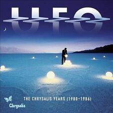 NEW The Chrysalis Years (1980-1986) [box] by Ufo CD (CD) Free P&H