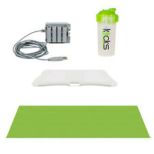 Kiicks Nintendo Wii Fitness Accessory Pack for Wii Fit Board (BRAND NEW IN BOX)
