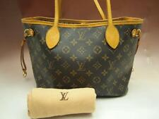 AUTHENTIC LOUIS VUITTON NEVERFULL PM SMALL TOTE BAG MONOGRAM HANDBAG PURSE