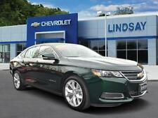 Chevrolet: Impala 4dr Sdn LT w