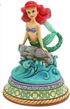 Disney Traditions Jim Shore Little Mermaid Ariel Part Of Your World Musical