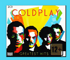 COLDPLAY - Greatest Hits    - Double CD In Carton Box -    Brand NEW