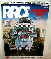 April 2013 RRCI RADIO RACE CAR INTERNATIONAL HOBBY MAGAZINE #353
