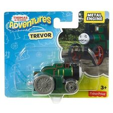 Fisher Price- Thomas & Friends Adventures - Die-Cast Metal- Trevor -Brand New
