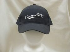 trucker hat baseball cap ESSENTIALS rare nice style cool curved brim rave