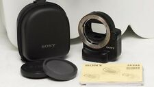 Sony LA-EA4 A-Mount Adapter for E-Mount Cameras - New Old Stock (in box/no book)