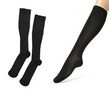 Breathable Knee High Compression Toning Socks Pressure Running Sports Stocking