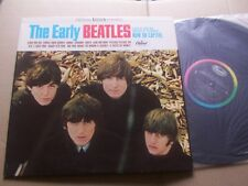 BEATLES,THE EARLY BEATLES lp m-/m- capitol rec. ST2309 stereo USA REPRINT