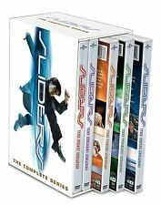 Sliders Complete Series DVD Set Collection Season 1 2 3 4 5 TV Show Box Lot Film