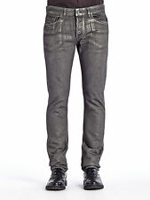 DIESEL BLACK GOLD TYPE-242 DARK GREY JEANS W28 100% AUTHENTIC