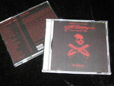 NUNWHORE COMMANDO 666 The Legacy CD german industrial grind Libido Airbag Gut