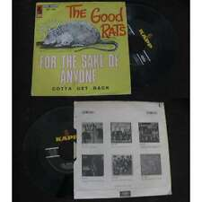 THE GOOD RATS - For the sake of anyone - Killer Mod Psych Garage Dancer PS 1969