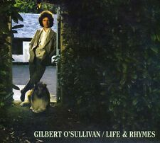 Life & Rhymes - Gilbert O'Sullivan (2012, CD NEU)