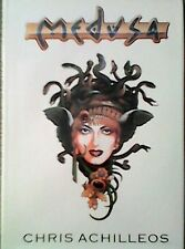 MEDUSA CHRIS ACHILLEOS 1988 HARDBACK BCA ART BOOK