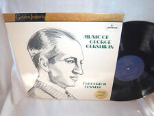 FREDERICK FENNELL-MUSIC OF GEORGE GERSHWIN MERCURY SRI 75127 HOLLAND NM/NM LP
