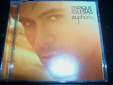 Enrique Iglesias Euphoria (Australia) 14 Track CD - Like New