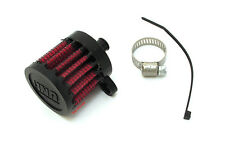 """☆ UNI Crankcase Breather Filter Push In • 3/8"""" • UP-122 ☆"""