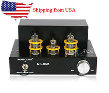 Nobsound 6N2 Push 6P1 Class A Single-ended HiFi Tube Amplifier Mini Power amp