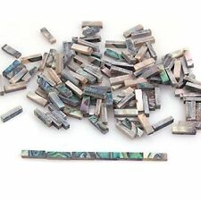 Abalone Binding Inlay Strips for Guitar Mandolin Maker (Pack of 60)