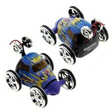 RC Radio Remote Control 360° Wheelie Stunt Racing Car Lovely Kids Baby Toy Gift