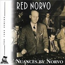 Nuances by Norvo by Red Norvo (CD, Nov-2000, Hep (UK))