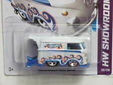 HOT WHEELS 2013 HW SHOWROOM - HW HOT TRUCKS VOLKSWAGEN KOOL KOMBI WHITE