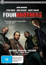 Four Brothers (DVD, 2006)  LIKE NEW .... R4