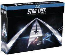 Star Trek The Original Series Full Journey (Region Free) Blu Ray