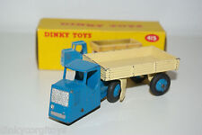 DINKY TOYS 415 MECHANICAL HORSE AND OPEN WAGON EXCELLENT BOXED RARE