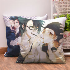 Anime K Project Yata Misaki & Saruhiko Yaoi Stuffed Plush Cushion Pillow Gift BL