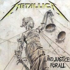 And Justice For All - Metallica (2013, CD NIEUW)