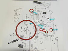 GAGGIA Coffee Machine Boiler Repair Service Seal Gasket Kit